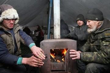 Người dân Ucraina phải vật lộn với giá khí đốt mới