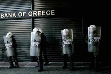 Ngành ngân hàng Hy Lạp vẫn chưa quá...nguy hiểm