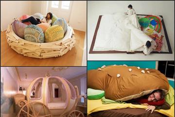 5 chiếc giường cực sáng tạo dành cho bé