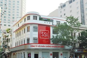 Tỷ lệ an toàn tài chính năm 2014 của SSI đạt 491%