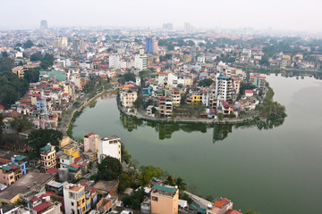 Đã có 10,7 tỷ USD đổ vào BĐS của Đồng bằng Sông Hồng