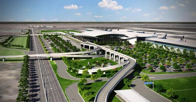 Thiết kế sân bay Quảng Ninh nhầm lẫn với... sân bay Phan Thiết