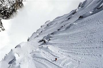 Chinh phục những sườn núi tuyết dốc nhất thế giới