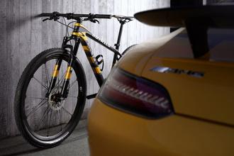 Xe đạp Rotwild GT S lấy cảm hứng từ Mercedes AMG GT