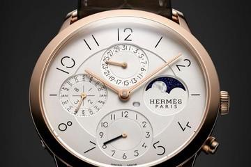 Hermes ra mắt mẫu đồng hồ cơ Slim d'Hermes