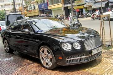 Mẫu sedan mạnh nhất của Bentley mang biển đẹp tại Sài Gòn