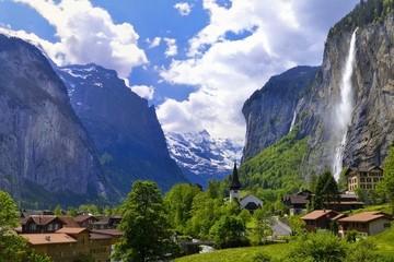 Lauterbrunnen: Thung lũng