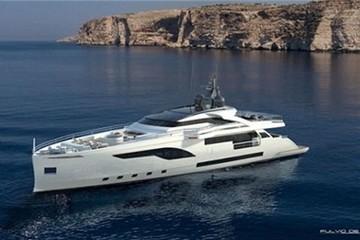 Wider 125 Hybrid - Siêu du thuyền mới của Wider Yachts