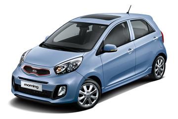 Tháng 4, mua xe Kia ưu đãi đến 60 triệu đồng