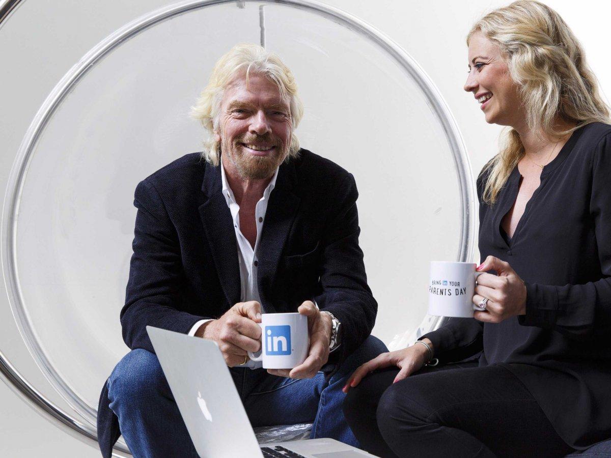 3 chiêu tuyển dụng người tài của tỷ phú Richard Branson
