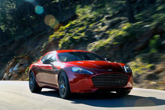 Aston Martin Rapide chạy điện công suất 1.000 mã lực