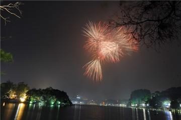 Tối 30/4 Hà Nội bắn pháo hoa ở 5 điểm