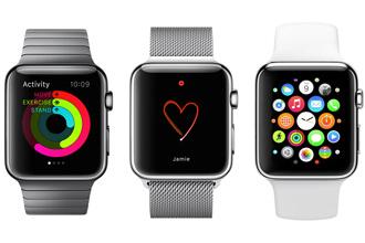 Apple: Đừng ngủ trước cửa hàng, hãy mua Apple Watch online!
