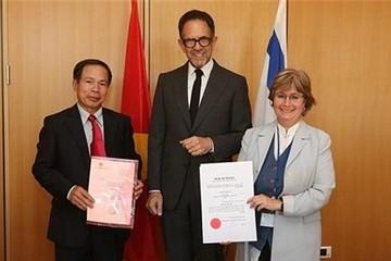 Tỉ phú Israel đầu tư 300 triệu USD vào Cam Ranh là ai?
