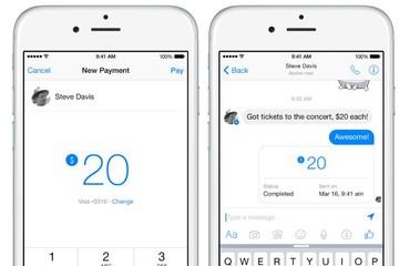 Facebook công bố tính năng chuyển tiền qua Facebook Messenger