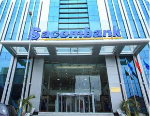 Sacombank dự kiến sử dụng 100 triệu cổ phiếu quỹ chia thưởng cho cổ đông