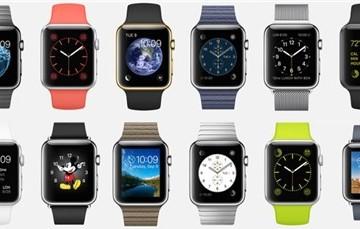 Vì sao Apple Watch