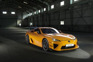 Công nghệ của siêu xe Lexus LFA sẽ được