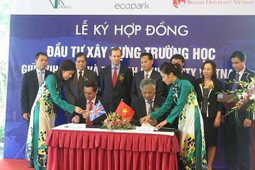 Đại học Anh quốc sắp xây dựng ở Hưng Yên