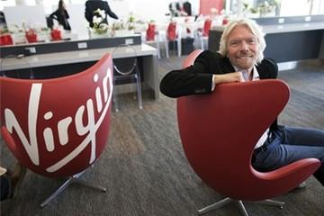Richard Branson: 'Doanh nhân không cần phải đi học'