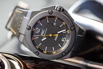 IWC và Mercedes AMG ra mắt đồng hồ độc làm từ vật liệu