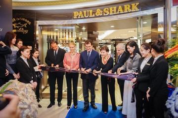 Paul&Shark khai trương cửa hàng đầu tiên tại Việt Nam