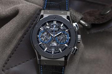Hublot giới thiệu mẫu đồng hồ Chronograph Aerofusion