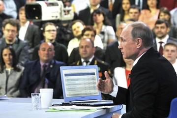 """Tổng thống Putin: """"Nga đã qua giai đoạn khó nhất"""""""
