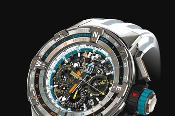 Richard Mille ra mắt đồng hồ dành riêng cho giải đua thuyền