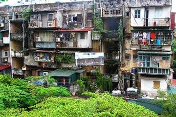 Hà Nội: Đề xuất cải tạo 86 chung cư cũ khu Thành Công