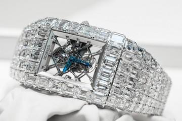 Jacob & Co. ra mắt mẫu đồng hồ có giá