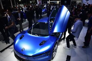 Xe ô tô Trung Quốc tìm đường vào thị trường Mỹ