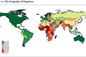 Bảng xếp hạng các nước hạnh phúc nhất thế giới: Việt Nam đứng thứ 75