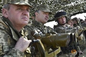 Ukraine là mối đe dọa lớn nhất với EU, không phải Hy Lạp