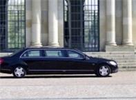 Bộ Ngoại giao không được miễn thuế khi nhập khẩu xe Pullman Guard S600