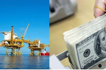 4 tháng, thu ngân sách từ dầu thô đạt 23 nghìn tỷ đồng, giảm gần 33%