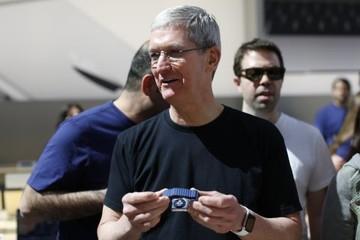 Apple Watch phiên bản đặc biệt của riêng Tim Cook