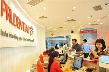 Prudential Việt Nam đạt doanh thu 13.054 tỷ đồng