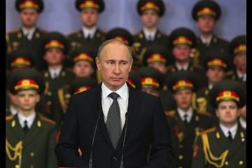 Vladimir Putin: 15 năm cầm quyền với 15 tiêu điểm (Phần cuối)
