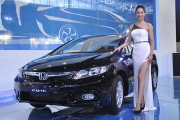 Nhu cầu cao, doanh số bán xe ô tô tăng