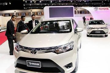 10 xe ô tô đắt khách nhất Việt Nam tháng 4