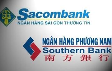 NHNN: Tháng 6/2015 sẽ hoàn tất hồ sơ sáp nhập SouthernBank và Sacombank