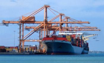 Năm 2020 thị phần vận tải hàng hóa bằng đường biển chiếm 21,25%