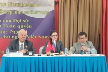 Việt Nam và Liên minh kinh tế Á-Âu sẽ ký kết FTA vào cuối tháng 5