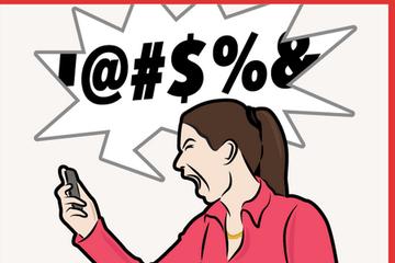[Infographic] 8 quy tắc sử dụng điện thoại chuyên nghiệp trong giao tiếp kinh doanh