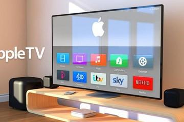 Apple đã từ bỏ dự án sản xuất TV