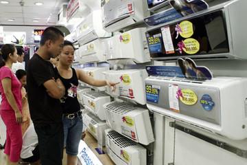 Sức mua hàng chống nóng tăng mạnh