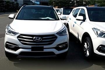 Hyundai hé lộ hình ảnh SantaFe 2016