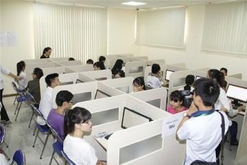 Tỷ lệ thí sinh đến dự thi đánh giá năng lực cao kỷ lục