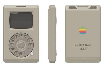 iPhone trông thế nào nếu được sản xuất năm 1984?
